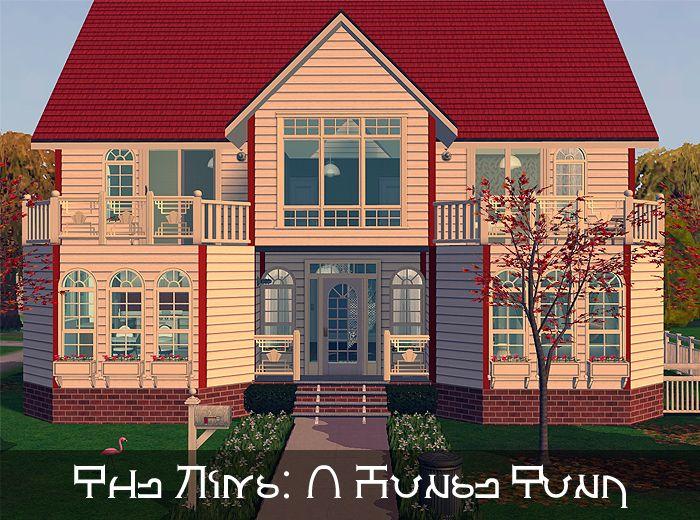the kims - a house tour - inferi sims