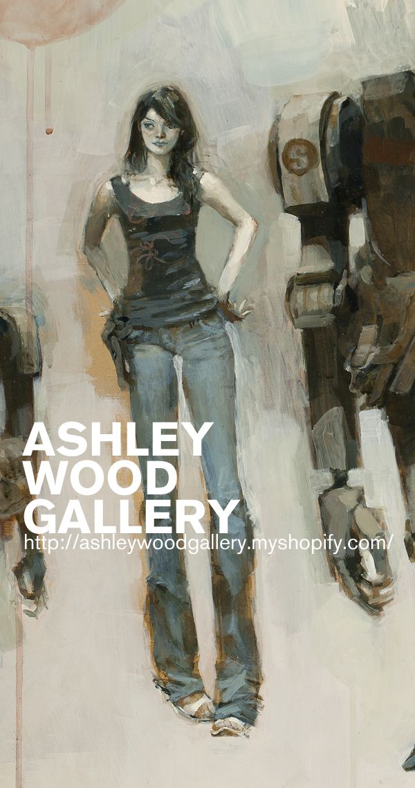 Ashley Wood | Artist - Ashley Wood | Pinterest