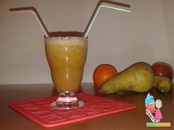 Centrifuga di frutta  #ricette #food #recipes