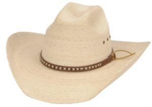 Kids cowboy hat palmleaf looking for palmleaf hat for grandson. this one was nice