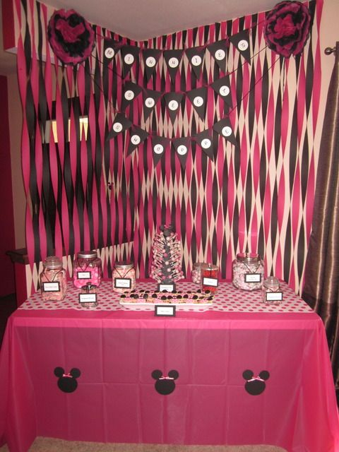 """Photo 1 of 30: Minnie Mouse / Birthday """"Maddie's 3 rd Birthday"""" 