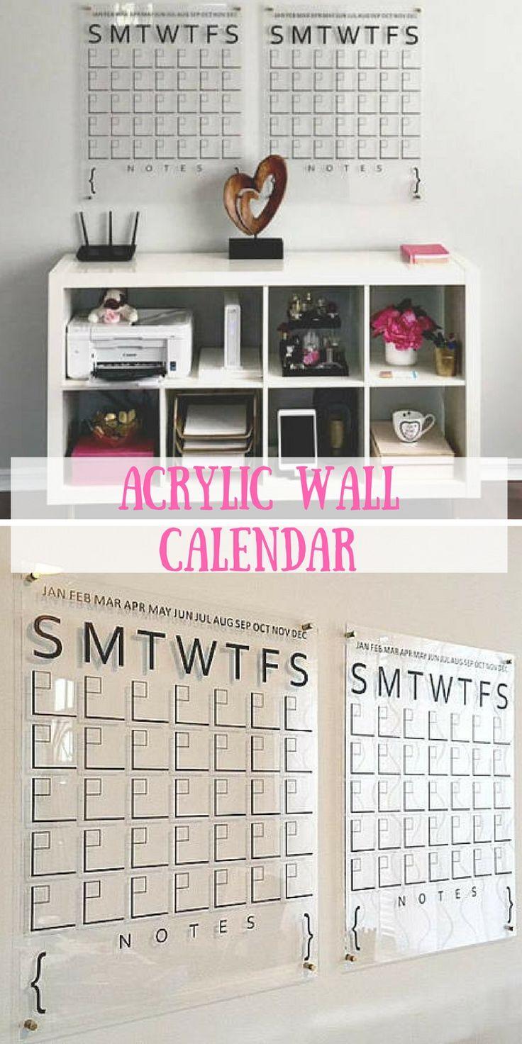 Best Calendar Organization : Best dry erase calendar ideas on pinterest diy