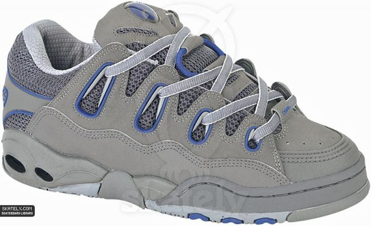 osiris d3 grey blue - Google Search