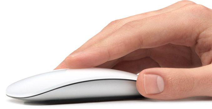 magic mouse...yep, it's magic!: Apples Accessories, Mice, Apples Magic, Magicm,  Computers Mouse, Multi Touch Mouse, Multitouch, Magic Mouse, Macbook Pro