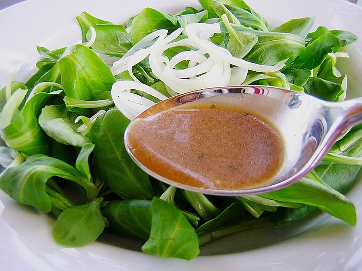 Süßes Dressing für Salat, ein sehr schönes Rezept aus der Kategorie Salatdressing. Bewertungen: 21. Durchschnitt: Ø 4,3.