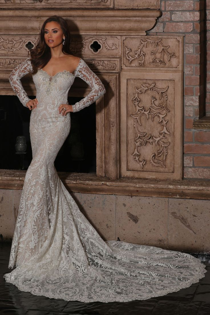 Cristiano Lucci Wedding Dress Monroe