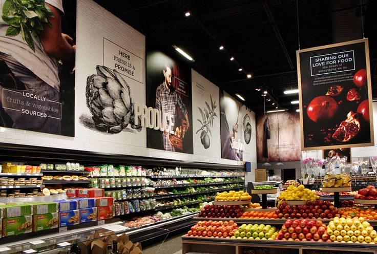 Michael Angelo's, Markham, Ontario, Canada - Food Store - Retailand Commercial Design