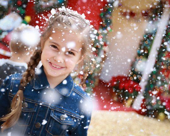 """Snow Flurries"" by Mary Hurlbut, Laguna Beach Photographer"