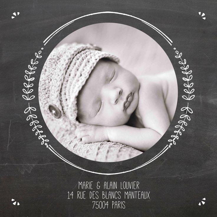 10 best Faire part naissance images on Pinterest