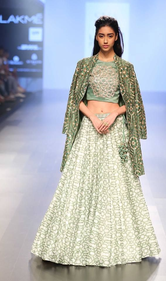 Lakme fashion week 2018 dresses plus