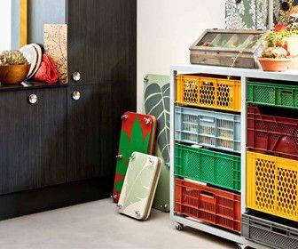 Storage   -   extra opruimbergte nodig in de keuken?