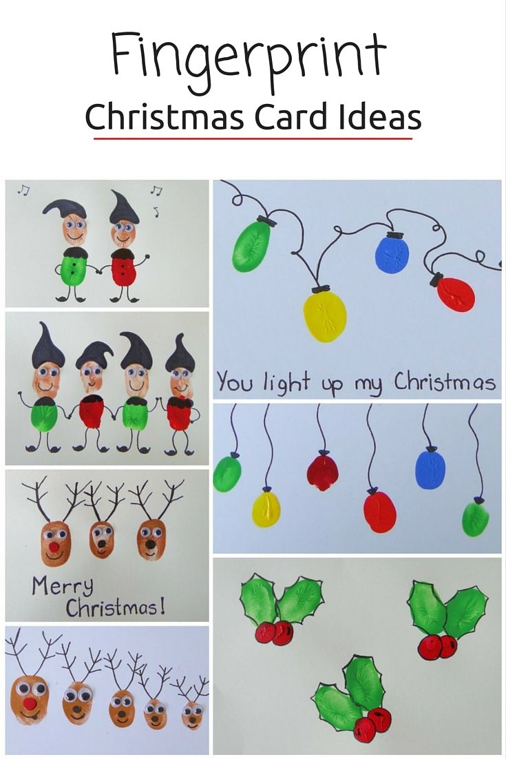 Christmas Card Design Ideas Ks2 : Best kids christmas cards ideas on