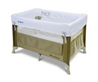 sleepfresh elite portable baby cribs bedding sets