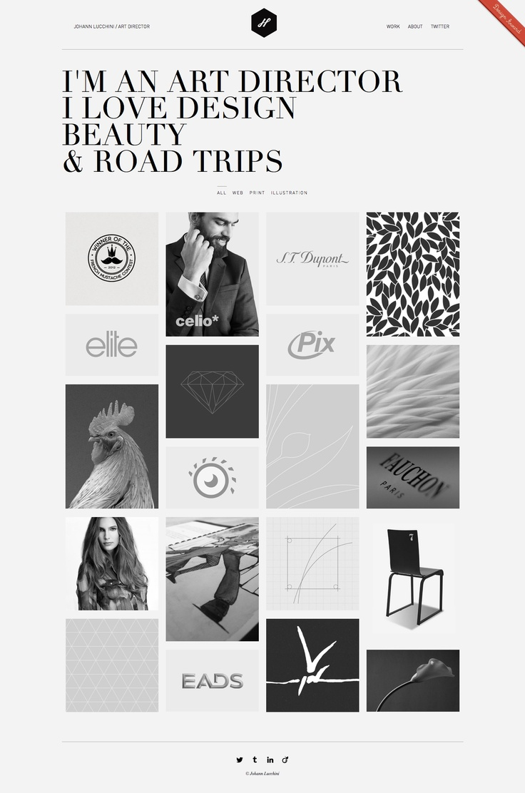 115 best Design ♢ Carte de visite, CV & Portfolio images on ...