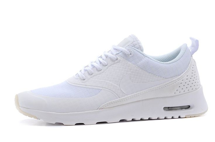 Freizeitschuhe Nike Air Max Thea Print Damen Alle Weiß