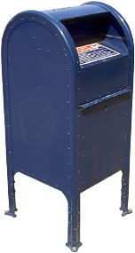 """""""Phillip B. Downing, an African American, invented the mailbox in 1891."""" African American Inventors"""