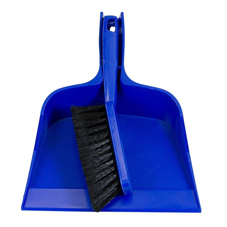Quickie Dustpan and Brush Set -- Amazing product just a click away  : home diy kitchen