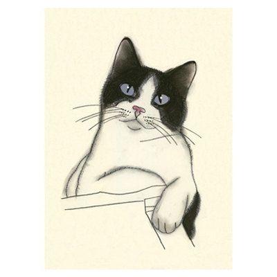 Kat tekenen van Cat Art (print). Dit is de graaf: Ik zie je van hier. 4 x 6 print - 10 X 15 cm 4 3 koop! 3 van om het even welk hetzelfde formaat wordt afgedrukt in mijn winkel kopen en een ander kostenloos! Niet kopen uw vierde gratis afdrukken - laat me weten in de toelichting bij check komen tot welke rechtbank u wilt als uw gratis extra en ik zal dit opnemen in uw perceel! ***** Ik heb hier een hele sectie voor katten en kittens! ---> http://www.etsy.com/shop/mato...