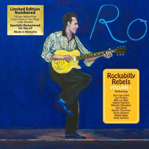 Rockabilly Rebels, Vol. 1 [LP] - Vinyl