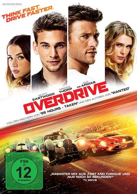 Overdrive (mit Scott Eastwood und Freddie Thorp)