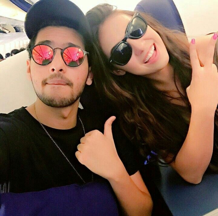 Armaan Malik with Lauren Gottlieb