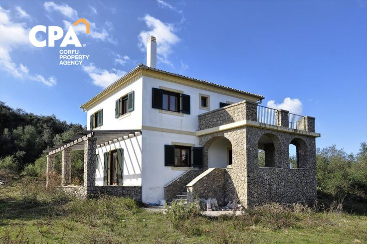 Villa for sale in Vasilika, close to Agios Ioannis, central Corfu-CPA 2774 From: http://cpacorfu.com/en/properties/2774