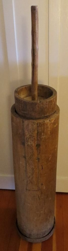 Early 1800's Primitive Antique Butter Churn...~♥~ Be still my heart!!!