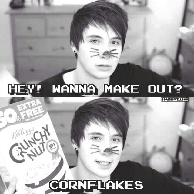 Lol loved this episode! Dan and Phil are So adorable