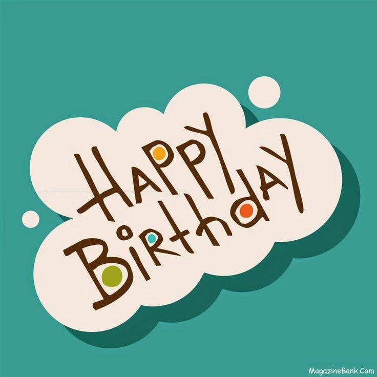 Best 25+ Happy Birthday Text Ideas On Pinterest
