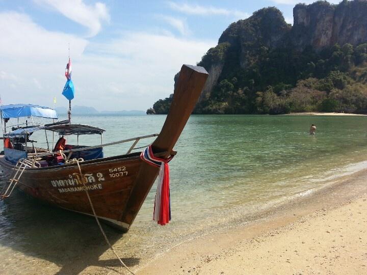 Hong island Krabi Thailand