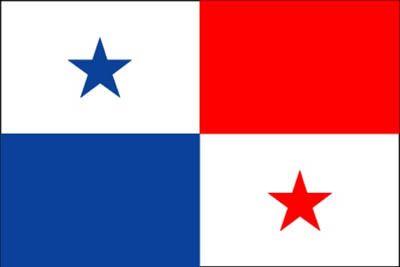 Panama Flag | 3' x 5'✖️FOSTERGINGER AT PINTEREST ✖️ 感謝 / 谢谢 / Teşekkürler / благодаря / BEDANKT / VIELEN DANK / GRACIAS / THANKS : TO MY 10,000 FOLLOWERS✖️