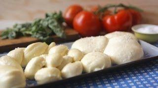 Mozzarella selber machen - definitiv ein Versuch wert!
