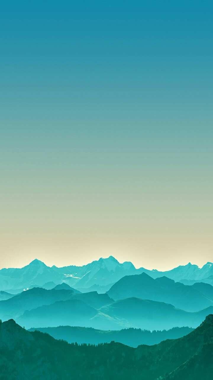 Mountains Nature Wallpaper Iphone X Wallpaper 731342426969277486