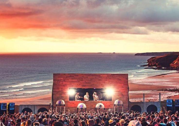 Boardmasters, Surf, Skate & Music Festival, Newquay, Cornwall
