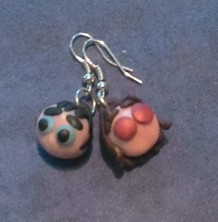 earrings-Noel & Liam Gallagher