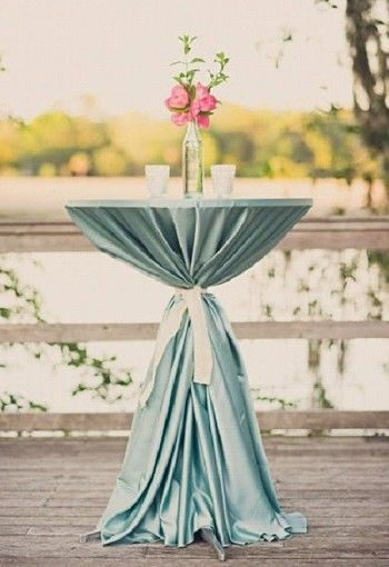 1000 Images About Wedding Cocktail Tables On Pinterest