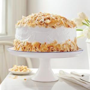 Coconut Cream Cake | MyRecipes.com
