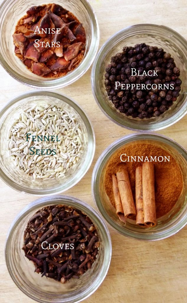 How to Make your own Chinese 5-Spice- recipe and how-to.