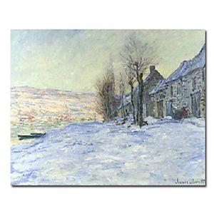 Financera par Claude Monet
