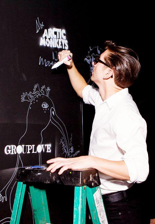 Arctic Monkeys & Grouplove