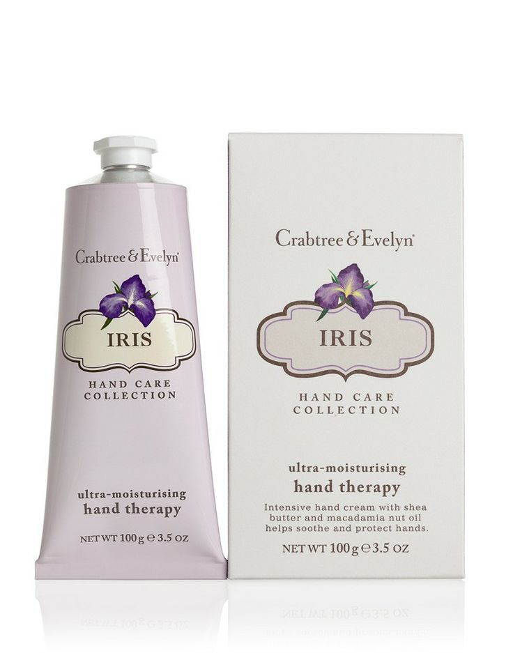CRABTREE & EVELYN | Iris Hand Therapy - Women - Style36  #style36 #xmasshopping #wishlist