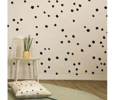 Chispum wallsticker polka dots | Rewind ecodesign
