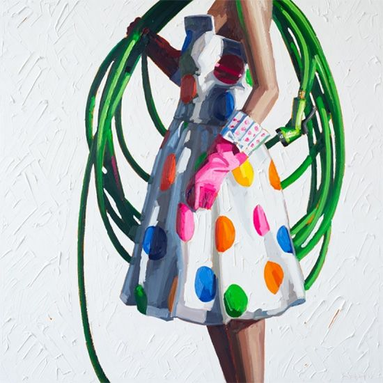 Striving for Perfection: Paintings by Kelly Reemsten