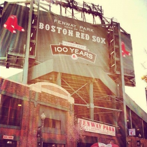 : Bo Sox, Parks Boston, Red Sox, Favorite Places, Fenway Park, Boso, Boston Red Socks, Baby, Favorite Team