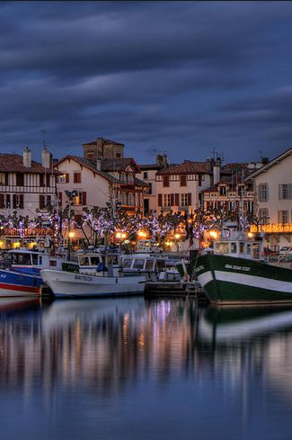 St. Jean de Luz - French Basque country
