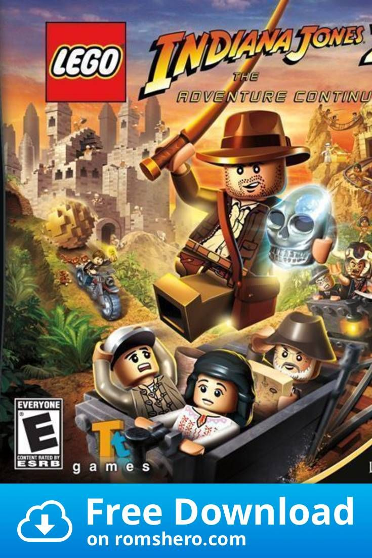 Download Lego Indiana Jones 2 The Adventure Continues Us