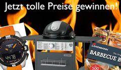 Gewinne mit dem grossen BBQ Grill-Wettbewerb und ein wenig Glück einen Fuerte HLS® Gasgrill im Wert von CHF 660.- , eine #Tissot T-Touch Expert Solar im Wert von CHF 995.- , sowie 7 x 1 Landaman Grillbibel. http://www.alle-schweizer-wettbewerbe.ch/gewinne-einen-gasgrill-und-eine-tissot-uhr/