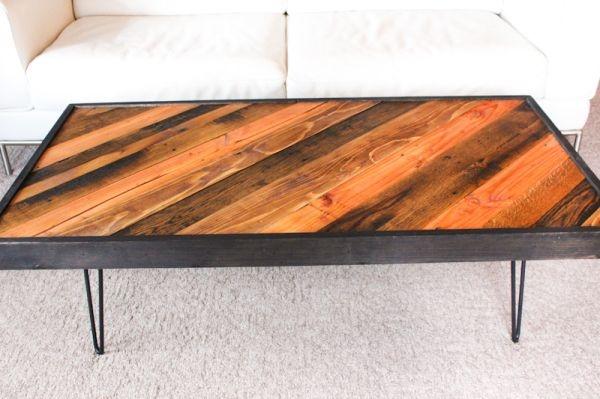 Boston: Coffee Table   Handmade Reclaimed Wood $350   Http://furnishlyst.