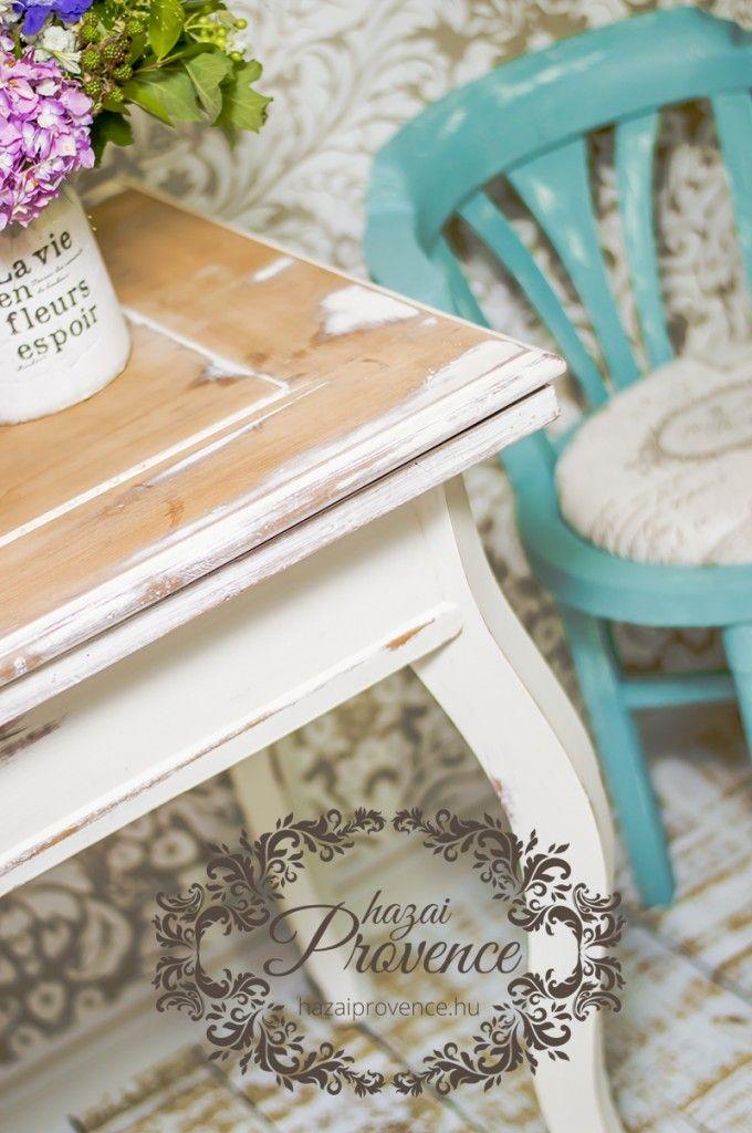 A kecskelábú cseresznye asztal - http://hazaiprovence.hu/a-kecskelabu-cseresznye-asztal/