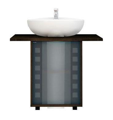 Mueble bajo lavabo con pedestal 2 ba os pinterest - Mueble lavabo pedestal ...